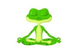 association le sablier : atelier Yoga