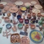 Atelier poterie pour les enfants (21, 24, 31 oct)