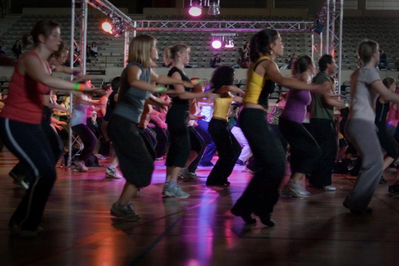 Danse Zumba