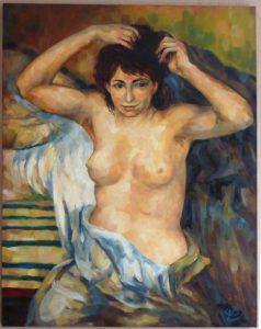 Copie de Renoir par Edouard Dullin