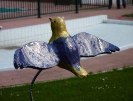 Vernissage de l'exposition «Envolée d'oiseaux» (9 mai)