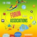Retrouvez-nous au forum des associations (sam 9 sept)