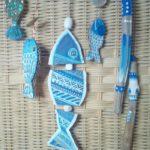 Stage Arts plast. enfants «Le poisson fait sa déco» (mer 18-19 avril)