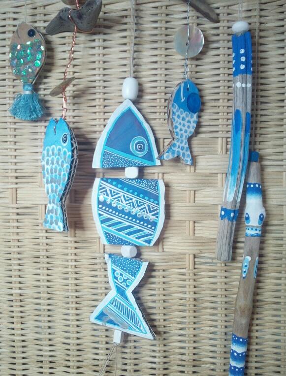 création poissons