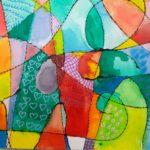 Exposition de fin d'année, arts plastiques enfants (13 juin)