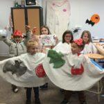 Photos — loisirs créatifs : Halloween (arts plastiques enfants)