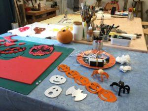 Loisirs créatifs : Halloween