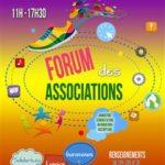 Retrouvez-nous au forum des associations (sam 7 sept)