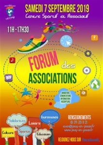 Forum des associations de Jouy-en-Josas 2019