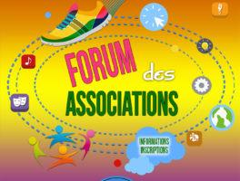Affiche forum des associations jouy-en-josas 2020