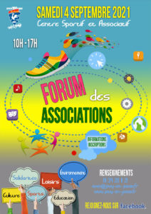 affiche forum association jouy en josas 2021
